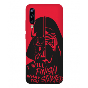 I Will Finish What You Started Xiaomi Mi A3 Mobile Cover