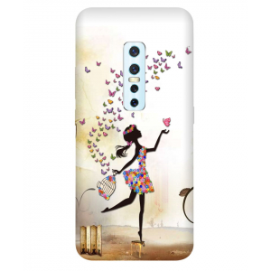 Creative Graphics Vivo V17 Pro Mobile Cover