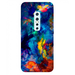 Painting Vivo V17 Pro Mobile Cover