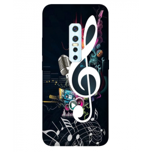 Music Vivo V17 Pro Mobile Cover