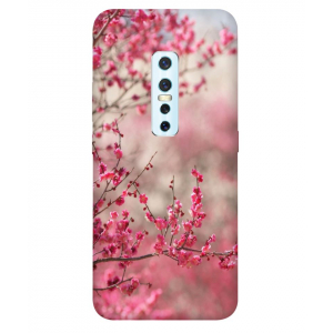 Flower Vivo V17 Pro Mobile Cover
