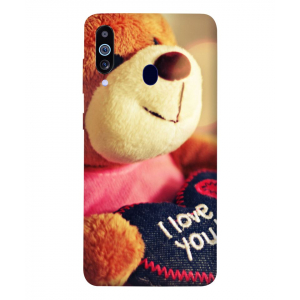 I Love You Samsung Galaxy M40 Mobile Cover