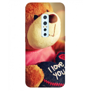 I Love You Vivo V17 Pro Mobile Cover