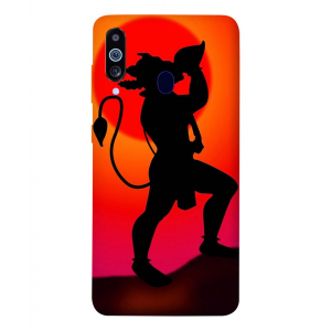 Hanuman Ji Samsung Galaxy M40 Mobile Cover