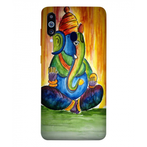 Ganesh Ji Samsung Galaxy M40 Mobile Cover