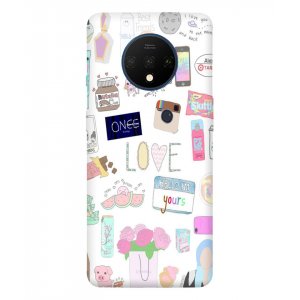 Love One Plus 7T Mobile Cover