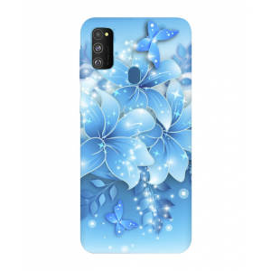 Floral Samsung Galaxy M30s Mobile Cover