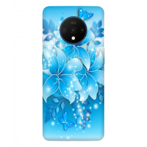 Floral One Plus 7T Mobile Cover