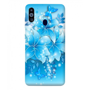 Floral Samsung Galaxy M40 Mobile Cover