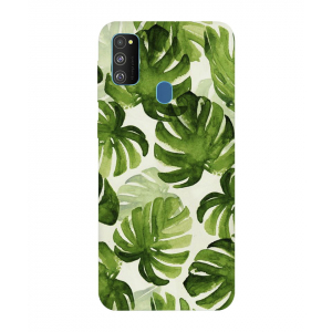Leaf Samsung Galaxy M30s Mobile Cover