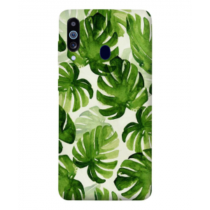 Leaf Samsung Galaxy M40 Mobile Cover