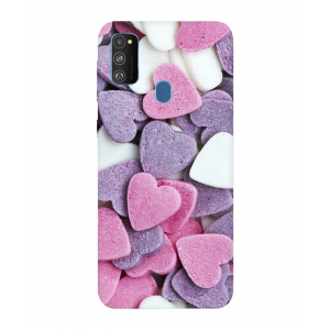 Heart Samsung Galaxy M30s Mobile Cover