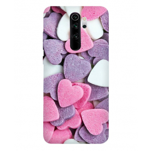Heart Mi Redmi Note 8 Pro Mobile Cover