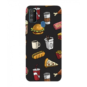 Creative Graphics Samsung Galaxy M30s Mobile Cover