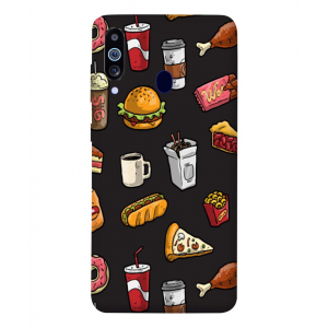 Creative Graphics Samsung Galaxy M40 Mobile Cover