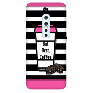 But First Coffee Vivo V17 Pro Mobile Cover