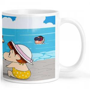 Shinchan Cartoon Ceramic Coffee Mug