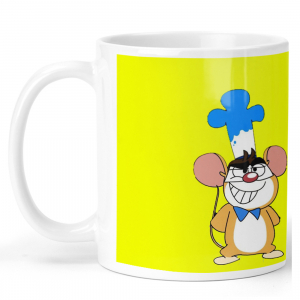 Pakdam Pakdai Cartoon Ceramic Coffee Mug