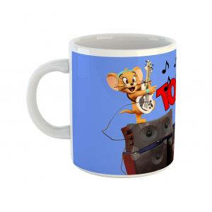 Tom and Jerry Cartoon Ceramic Coffee Mug
