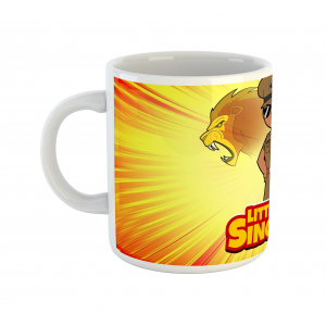 Little Singham Cartoon Ceramic Coffee Mug